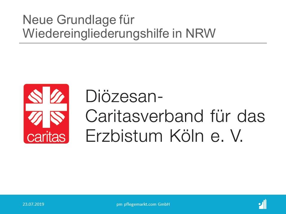 Wiedereingliederungshilfe NRW